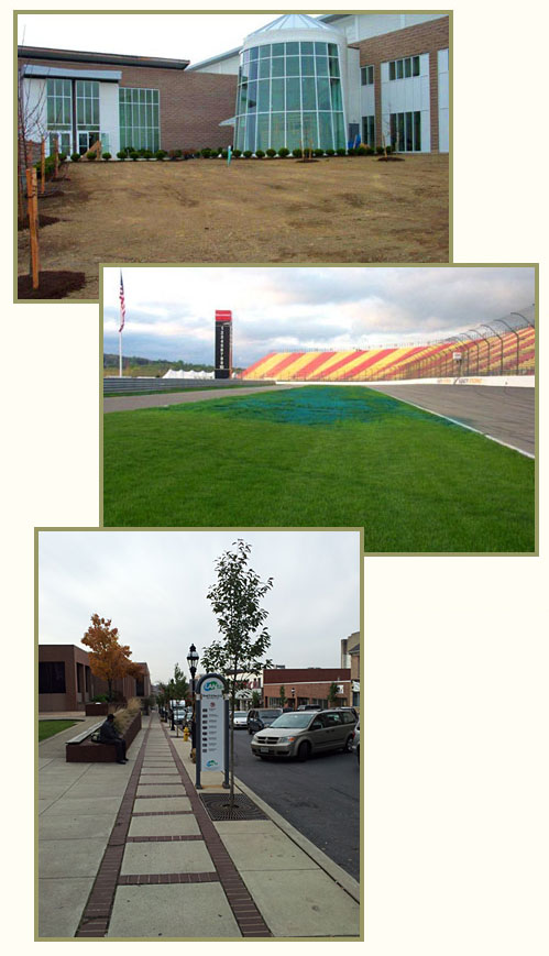 Landscaping Services - Commercial & Public Works