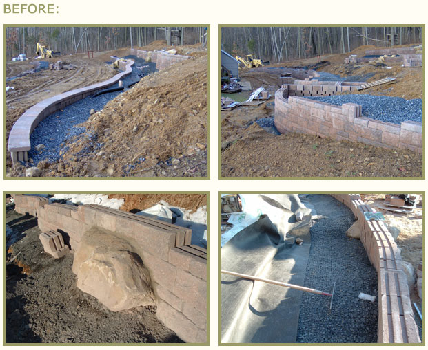 Residential Landscaping -  Hardscapes